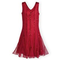 Sparkling Crimson - Girls' Special Occasion Dresses, Boys' Special Occasion Outfits