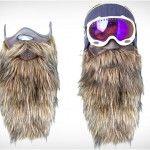 Haha, I like this ski mask.
