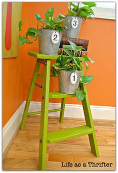 Would love to have this to put my palm plant on top of.
