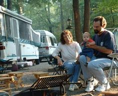 Great Smoky Mountains National Park campgrounds