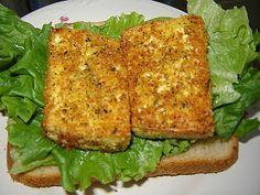"Vegan Food; More Than Tofu and Sprouts!: Tofu ""Fish"" Sticks"