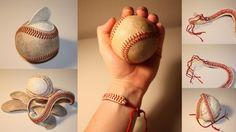 [baseball bracelet]