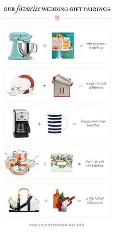Great ideas for gifts they will love :)