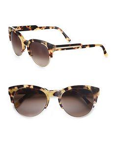 cat eye sunglasses / stella mccartney