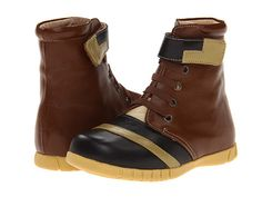 Livie & Luca Gaffer (Toddler/Little Kid) Brown - Zappos.com Free Shipping BOTH Ways