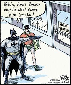 Batman funny cartoon  - batman Photo