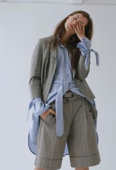 Knotted tie sleeves