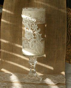 Bride and groom table centerpiece,  Victorian wedding centerpiece, Indian wedding, French Country wedding vase, Vintage wedding centerpiece,. $25.00, via Etsy.