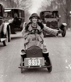 traffic stopper - 1924