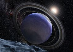 The Mystery Of The Giant Planet Hidden In Our Solar System | TPM Idea Lab - There's a giant planet right here, hiding in our Solar System. One that nobody has ever seen, even while it is four times larger than Jupiter and has rings and moons orbiting it. At least, that's what two astrophysicists say.