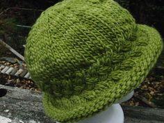 http://www.ann-sophie-design.blogspot.com/2012/02/modische-crochet-mutze-model-sabine-fur.html  Ravelry: Braided Brimmed Hat pattern by Marianne Garrison I've been looking for this!