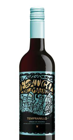 Atico De Madrid. Spain Wine.