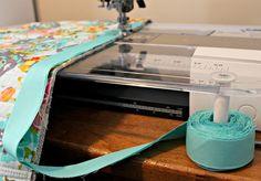 Little Binding Trick by Maureencracknell, via Flickr