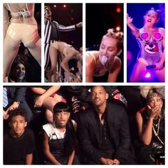 The Smiths are too Classy for Miley