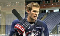 Boone Jenner #38 Columbus Blue Jackets