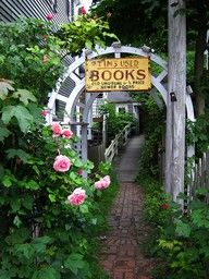 Provincetown, Cape Cod. I have spent DAYS in this book shop.