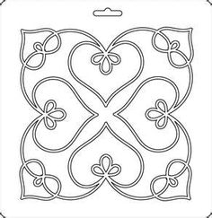 Image Search Results for continuous line quilting patterns