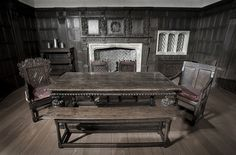 The Tudor Room at the Minneapolis Institute of Arts, via Flickr -- some say it is haunted