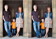 Family Photo Posing Ideas {Three to Eight People} | I Heart Faces