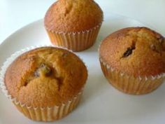 Heal With Food | Low Glycemic Raspberry Muffins Recipe