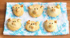 Cute Piggy Rolls
