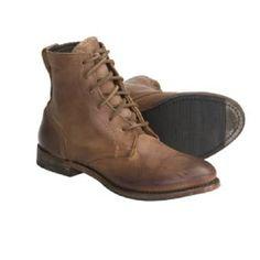 Ladies Vintage Lily chukka harnass boots..