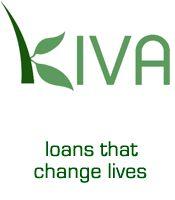 Kiva !!!  Microloans can change the world !