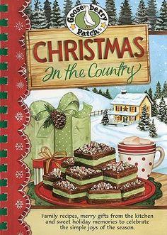 countri cookbook, countri christma, christma time, patch cookbook, merri christma, christma countri