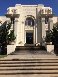 Hayward City Hall. Hayward, CA.