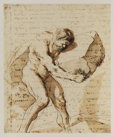 Guercino (Barbieri, Giovanni Francesco)  Sisyphus