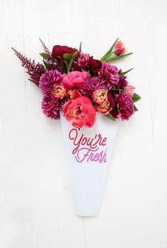 flower bouquets| designlovefest