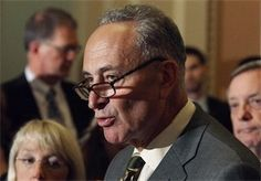 Chuck Schumer's graph of the year