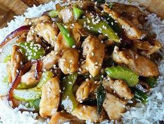 black pepper garlic chicken