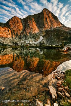 The High Sierra  <3