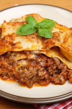 Easy Crock Pot Lasagna Recipe