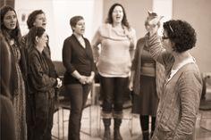 Sing Portland! Register - Marion Van Namen