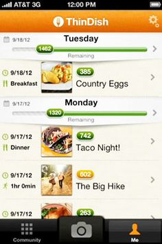 Interesting new app for food tracking.  Am I willing to leave myfitnesspal? And it's $4.99
