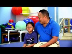 Working with a physical therapist has helped Marcel maintain function and given him adaptive techniques that allow him to remain active despite the physical challenges of his muscular dystrophy.
