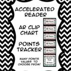 This clip chart is a fun, cute way for you and your students to track AR Points and goals for Accelerated Reader!  This comes with many different p...