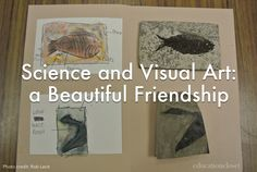 Discover how to integrate science and the visual arts together to create powerful learning opportunities.