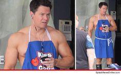 Mark Wahlberg -- Did Someone Order Beefcake?