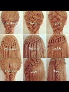 Braided Hair Names