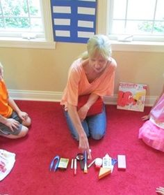 The tools we use in preschool by Teach Preschool  (small groups)
