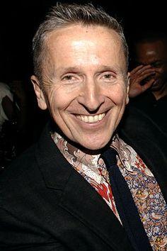 Simon Doonan:  My Boss at Barneys New York...beyond talented and side-splitting humor all wrapped up into one small bundle! xxoo