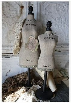 hand sewing, home interiors, dress form, pari, jewelry displays, dresses, burlap decorations, mini, dressform