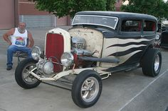 Two Old Gasser's