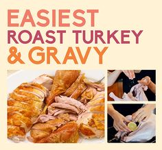 How To Cook Thanksgiving In 5 Easy Recipes (via BuzzFeed)