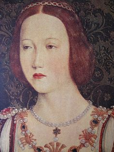 "Princess Mary Tudor, Queen of France, daughter of Henry VII of England Considered to be the most beautiful Princess in Europe,  Erasmus said of her that ""Nature never formed anything more beautiful."""