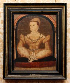 Elisabeth de Valois, Queen of Spain ARTIST Circle of François Clouet (Tours c.1516 – Paris 1572) PROVENANCE National Trust Inventory Number 21093 CategoryPaintings Date1500 - 1599