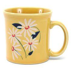 Fiesta® Daisy Mug